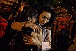 Vụ xả súng tại Thái Lan: Hàng nghìn người tham gia lễ tưởng niệm 29 nạn nhân
