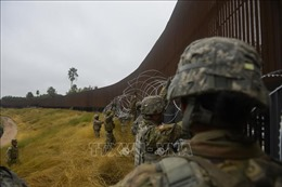 Washington đề xuất ngân sách xây bức tường biên giới với Mexico là 2 tỷ USD