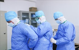 Nga sẽ tiếp tục cung cấp thiết bị y tế cho Trung Quốc chống COVID-19