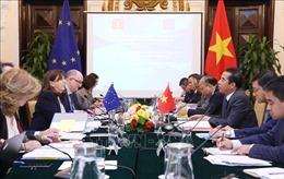 Cuộc họp lần thứ nhất Tiểu ban các vấn đề chính trị trong khuôn khổ Ủy ban hỗn hợp về triển khai PCA