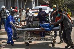 Gia tăng số người thiệt mạng trong vụ rò rỉ khí gas tại Pakistan