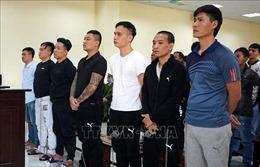 Tuyên án băng nhóm tín dụng đen lớn tại Thanh Hoá