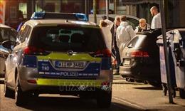 Điều tra vụ xả súng ở Đức theo hướng tấn công khủng bố