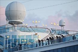 Thêm 5 hành khách người Anh, Israel từ tàu Diamond Princess dương tính với nCoV