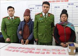 Phá chuyên án ma túy lớn tại Sơn La, thu giữ hơn 5.400 viên ma túy tổng hợp