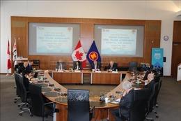 Hội thảo về Hiệp định thương mại tự do ASEAN-Canada