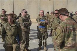 Lầu Năm Góc đưa ra kế hoạch rút quân khỏi Afghanistan
