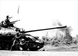 Chiến dịch Tây Nguyên - đòn mở đầu chiến lược