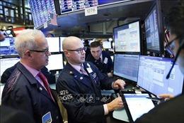 Sàn chứng khoán Mỹ dừng giao dịch trong 15 phút