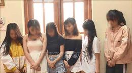 Khởi tố 5 đối tượng trong vụ triệt phá ổ nhóm 'bay lắc' tại Bắc Ninh