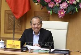 Ban hành Quy chế hoạt động của Ban Chỉ đạo phòng, chống tội phạm của Chính phủ