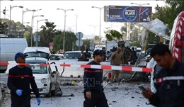 Tunisia bắt giữ 5 nghi can đánh bom trước Đại sứ quán Mỹ