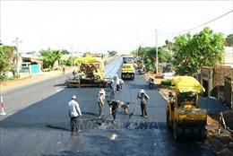 Điều chỉnh kế hoạch vốn Dự án cải tạo Quốc lộ 1A và đường Hồ Chí Minh qua Tây Nguyên