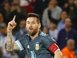 Hoãn vòng loại World Cup 2022 khu vực Nam Mỹ