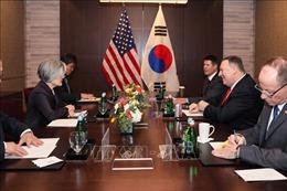 Hàn Quốc, Mỹ ấn định thời điểm vòng đàm phán mới về chia sẻ chi phí quân sự