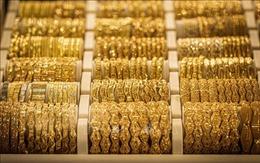 Giá vàng châu Á tăng trở lại
