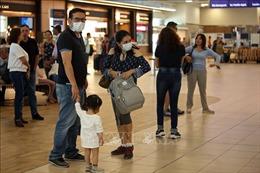 Uruguay ghi nhận trường hợp đầu tiên nhiễm SARS-CoV-2