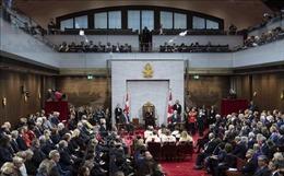 Quốc hội Canada tạm dừng hoạt động, đẩy mạnh các biện pháp hỗ trợ nền kinh tế