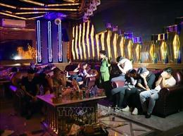 Phá tụ điểm sử dụng ma túy trong quán karaoke tại Nam Định