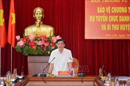 Đắk Lắk thí điểm tuyển chọn Bí thư huyện: Phát huy dân chủ trong công tác cán bộ