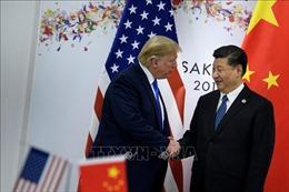 Tổng thống Mỹ Donald Trump và Chủ tịch Trung Quốc Tập Cận Bình điện đàm