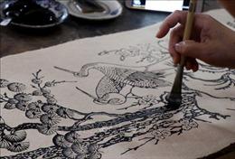 Trình UNESCO hồ sơ 'Nghề làm tranh dân gian Đông Hồ'