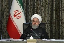 Dịch COVID-19: Iran kêu gọi Pháp tác động Mỹ dỡ bỏ các lệnh trừng phạt