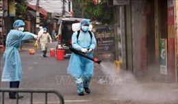 Hà Nội ngăn chặn nguy cơ lây nhiễm trong cộng đồng