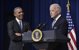 Cựu Tổng thống Obama tuyên bố ủng hộ ứng cử viên đảng Dân chủ Joe Biden