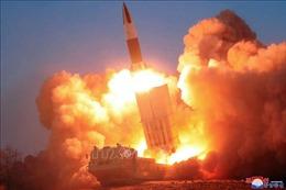 Quân đội Mỹ khẳng định vụ Triều Tiên phóng tên lửa không phải 'mối đe dọa'