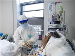 Trung Quốc thêm 46 ca mắc COVID-19, tỉnh Hồ Bắc không có trường hợp nhiễm mới nào