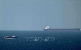Các phần tử có vũ trang tấn công và chiếm giữ một tàu tại Vịnh Oman