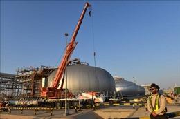 Saudi Arabia và Nga nhấn mạnh cam kết chung giảm sản lượng dầu mỏ