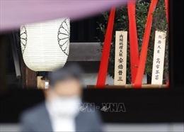 Phản ứng của Hàn Quốc, Trung Quốc về việc Thủ tướng Nhật Bản gửi đồ lễ đến đền Yasukuni
