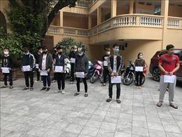 Hà Nội chỉ đạo sớm đưa vụ án điều khiển xe máy gây rối trật tự công cộng ở hồ Hoàn Kiếm ra xét xử