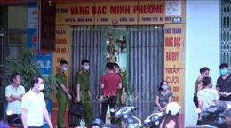Chi cục trưởng Chi cục Thi hành án dân sự TP Thanh Hóa tử vong là do uống rượu có độc tố Cyanua