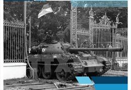 Chiến dịch Hồ Chí Minh lịch sử: Đỉnh cao của cuộc Tổng tiến công và nổi dậy mùa Xuân 1975
