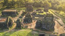 Chuyên gia Ấn Độ hỗ trợ trùng tu vùng lõi Di sản Văn hóa thế giới Mỹ Sơn