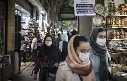 Iran chuẩn bị nối lại các hoạt động kinh doanh dù dịch COVID-19 vẫn diễn biến phức tạp