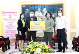 TP Hồ Chí Minh tiếp nhận hơn 153 tỷ đồng từ 6.756 đơn vị, cá nhân ủng hộ chống dịch COVID-19