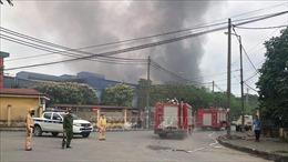 Khởi tố, điều tra vụ hoả hoạn làm 3 người thiệt mạng tại Khu công nghiệp Phú Thị