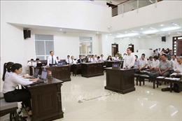 Phúc thẩm vụ 2 nguyên lãnh đạo TP Đà Nẵng: Bị cáo Trần Văn Minh kêu oan cho bị cáo Đào Tấn Bằng
