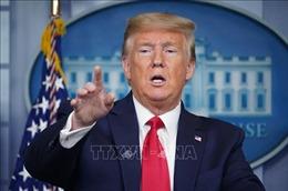 Bầu cử Mỹ 2020: Tổng thống D.Trump cải thiện uy tín ở bang chiến lược