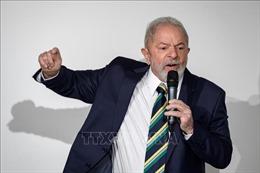 Tòa án Brazil giữ nguyên mức án 17 năm tù với cựu Tổng thống L.Silva
