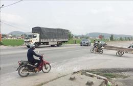 Cần sớm xóa bỏ 'ngã tư tử thần' Văn - Bảng ở Quỳnh Lưu, Nghệ An