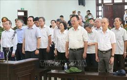 Y án sơ thẩm với bị cáo Trần Văn Minh và Phan Văn Anh Vũ
