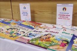 TP Hồ Chí Minh công khai, minh bạch trong lựa chọn sách giáo khoa lớp 1