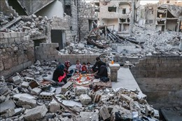 Hội đồng bảo an Liên hợp quốc đối thoại về vấn đề vũ khí hoá học tại Syria