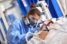 Trên 12.500 ca tử vong tại các cơ sở dưỡng lão ở Anh liên quan đến COVID-19