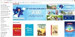 Hội sách trực tuyến quốc gia 2020 mang những cuốn sách hay với chi phí thấp cho độc giả cả nước
